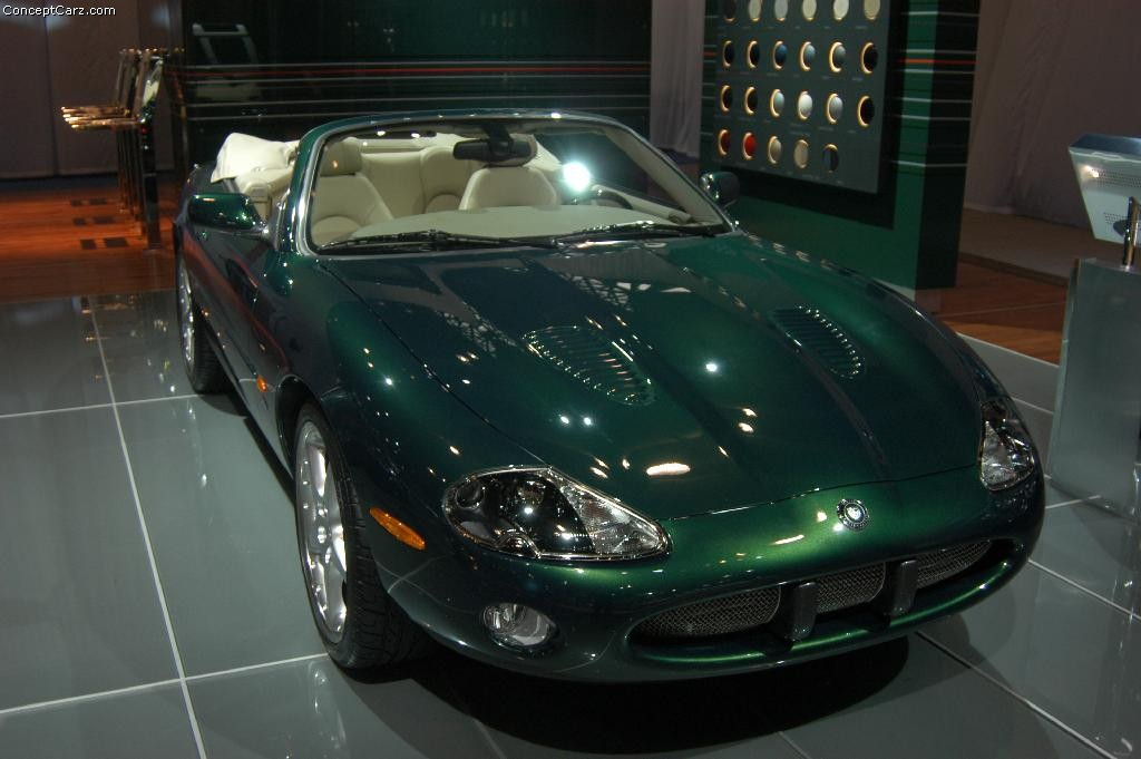 2003 Jaguar Xk-series #15
