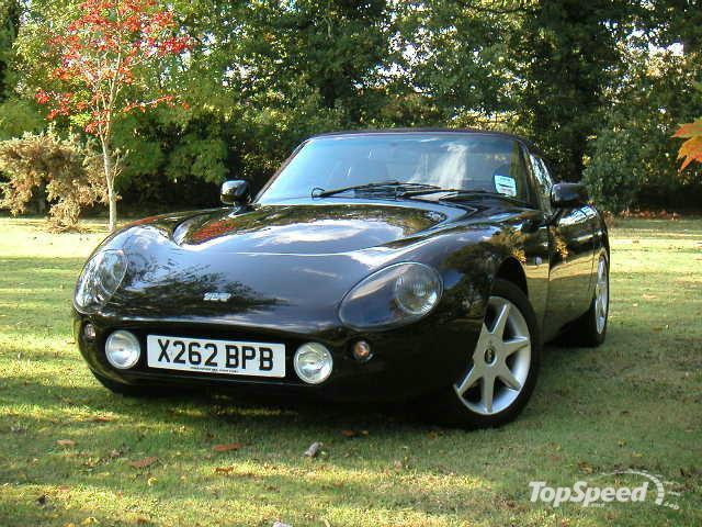 1990 TVR Griffith #10