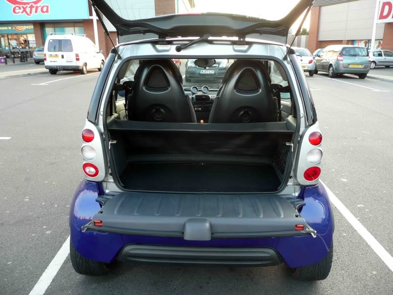 2002 Smart ForFour #8