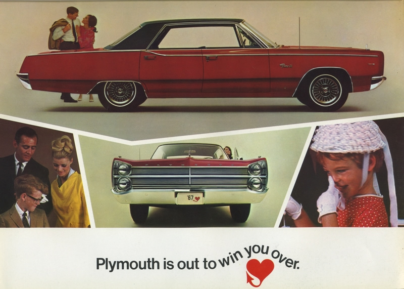 1967 Plymouth Fury #6