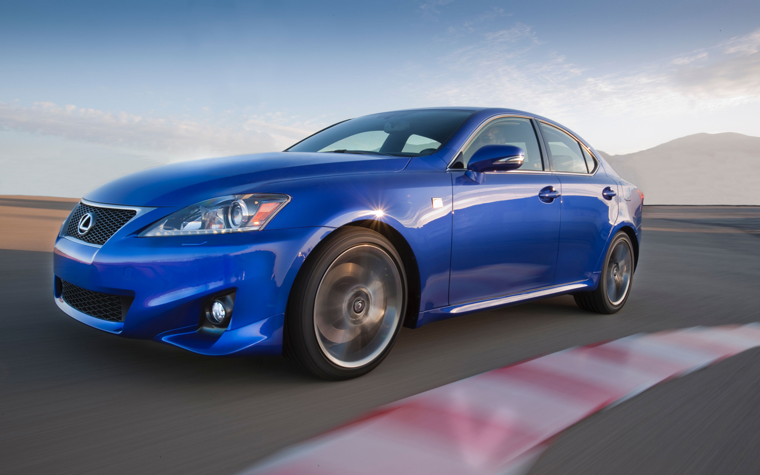 2013 Lexus Is F #19