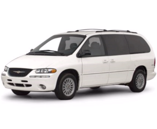 2000 Chrysler Town And Country #9
