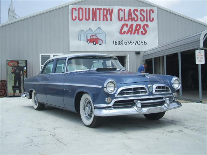 1955 Chrysler Windsor #6