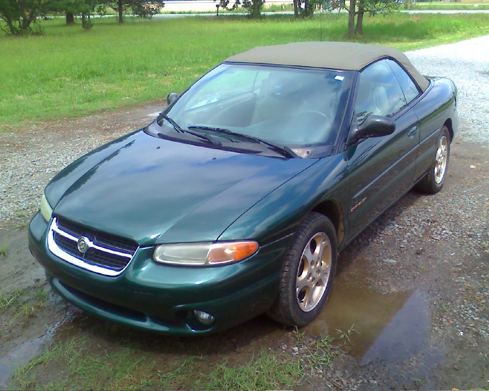 1998 Chrysler Sebring #7