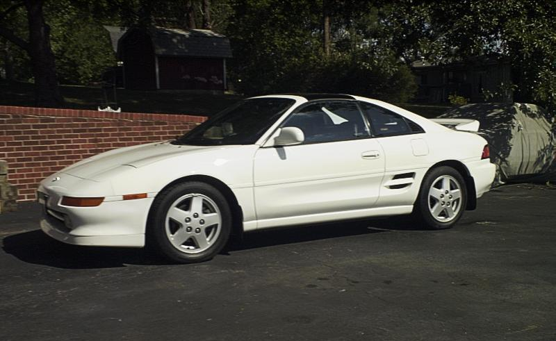 1994 Toyota Mr2 #18