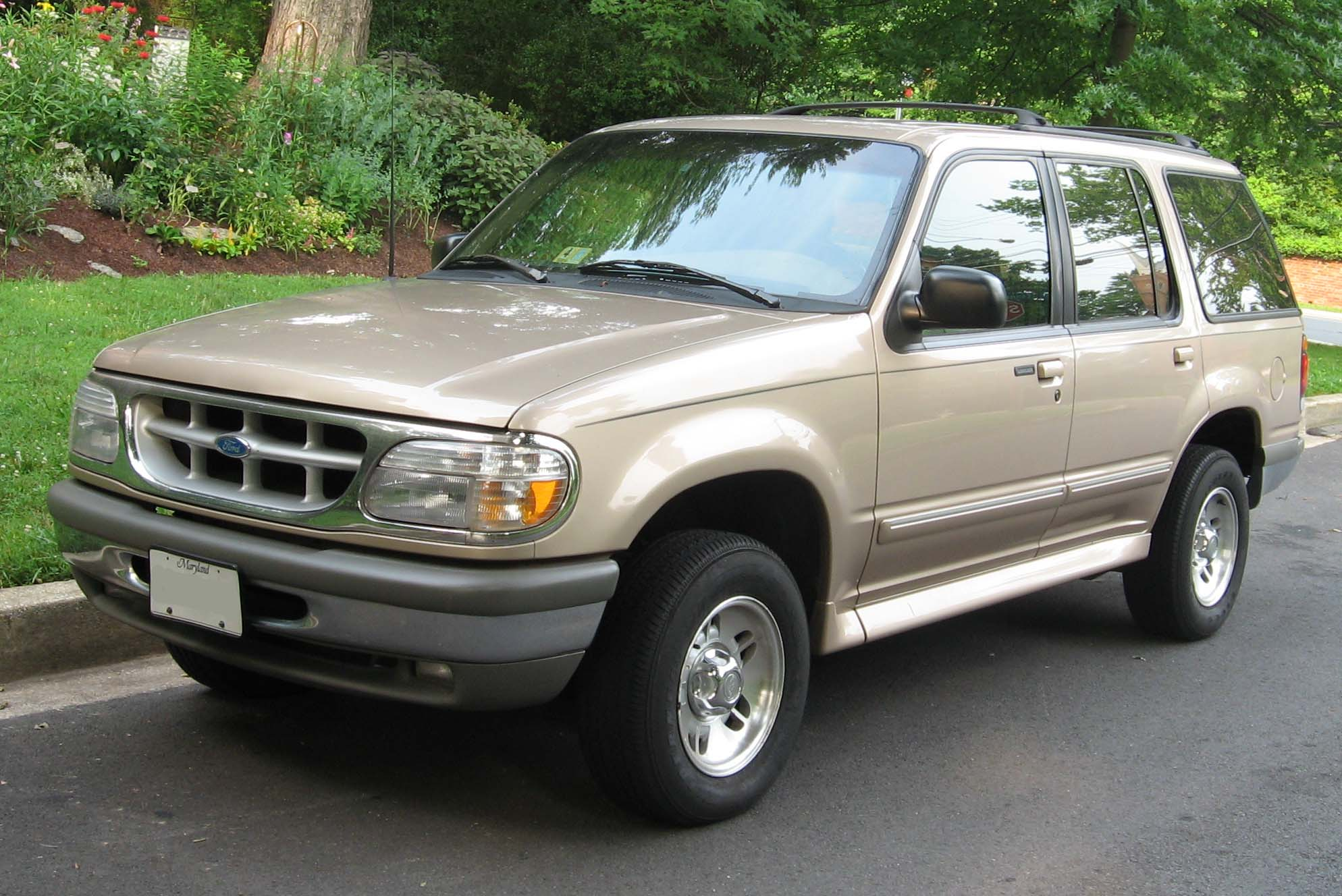 2001 Ford EX #9