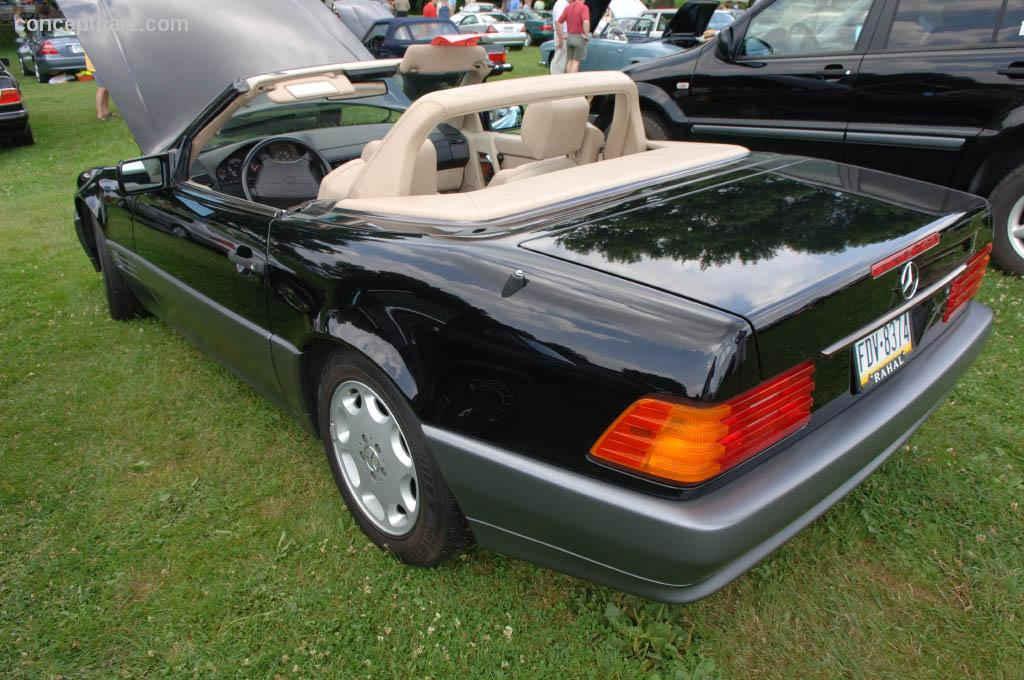 1991 Mercedes-Benz SL #13