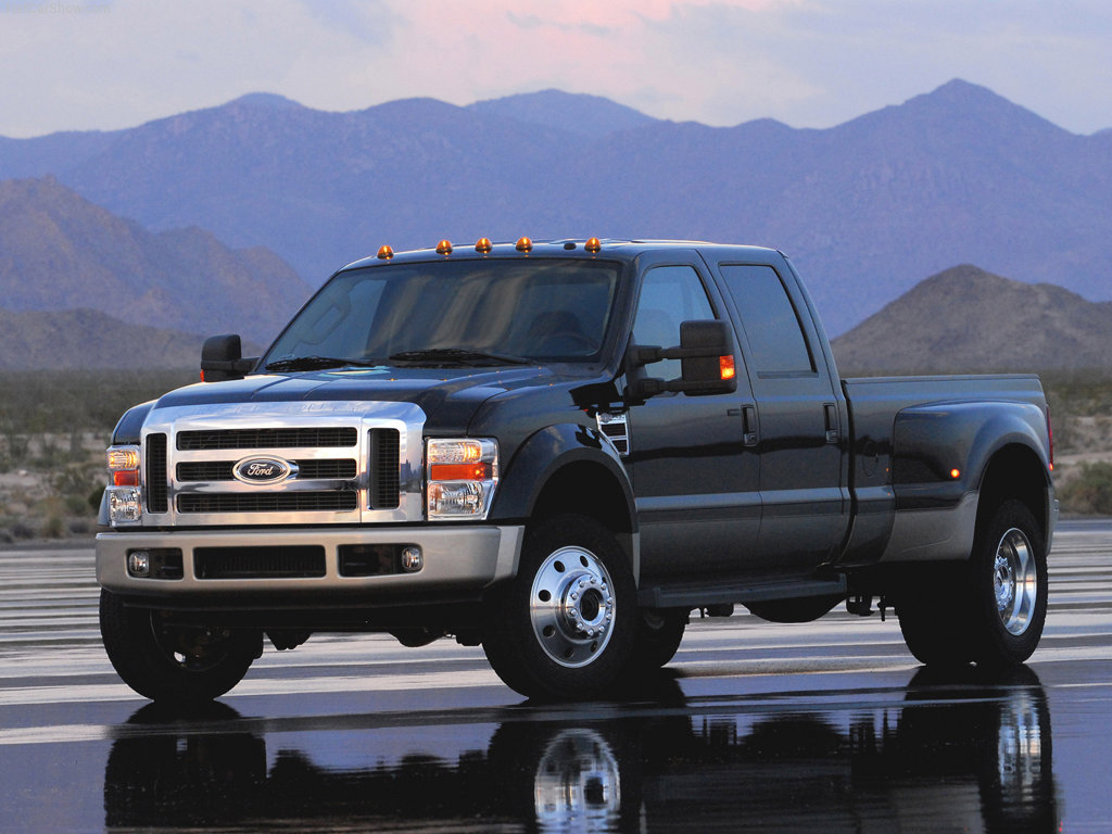 2010 Ford F-450 Super Duty #6