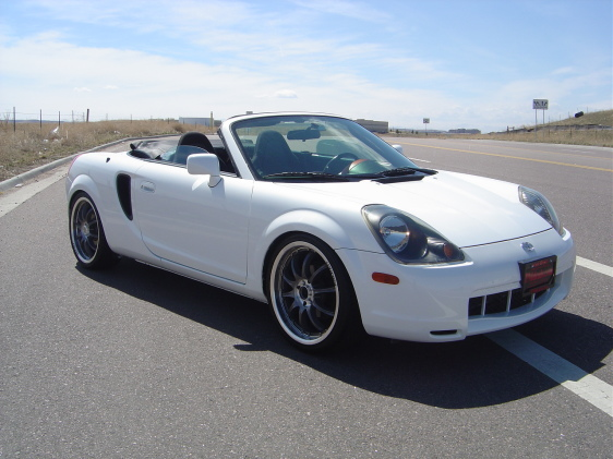 2005 Toyota Mr2 Spyder #15