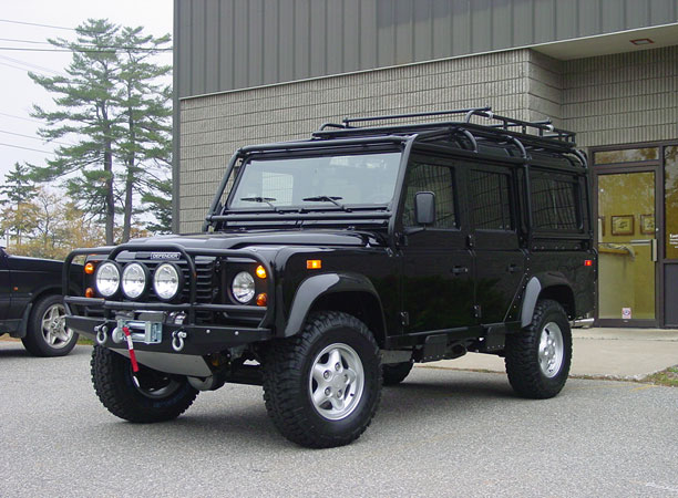 1993 Land Rover Defender #12