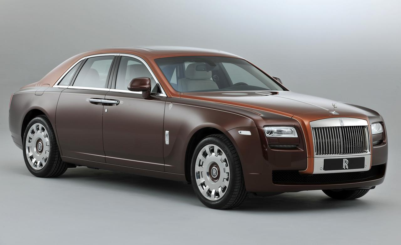 2014 Rolls royce Ghost #17