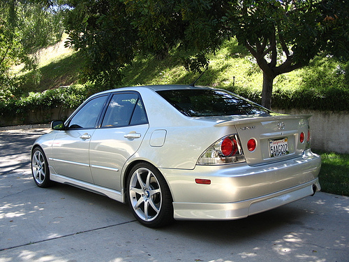 2003 Lexus Is 300 #12