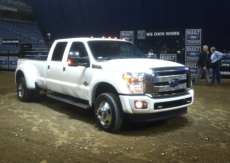 2013 Ford F-450 Super Duty #11