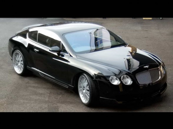 2007 Bentley Continental Gt #5