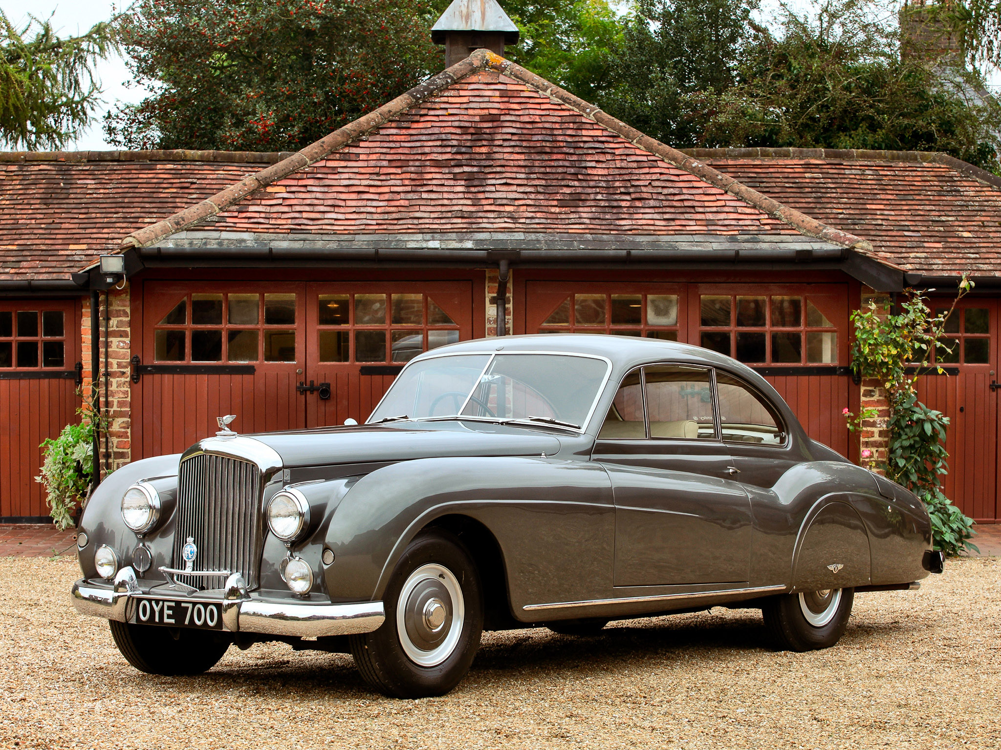 1955 Bentley R Type Continental #4