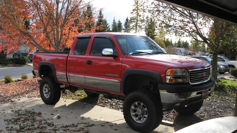 2001 GMC Sierra 2500hd #13