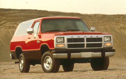 1990 Dodge Ramcharger #14