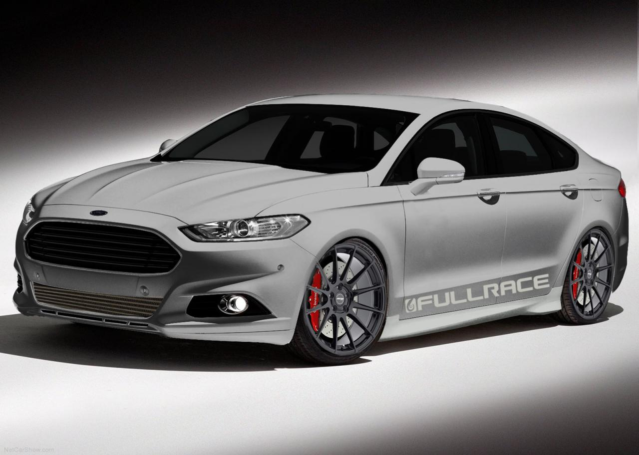2014 Ford Fusion #11