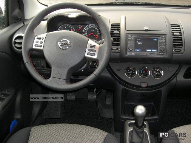 2011 Nissan Note #9