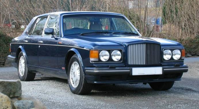 1994 Bentley Turbo #3