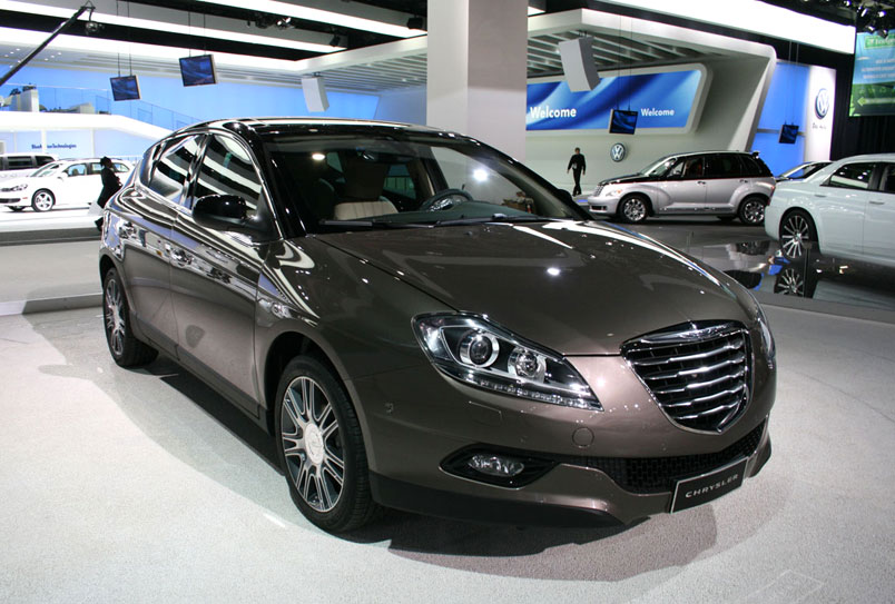 Chrysler Delta #13