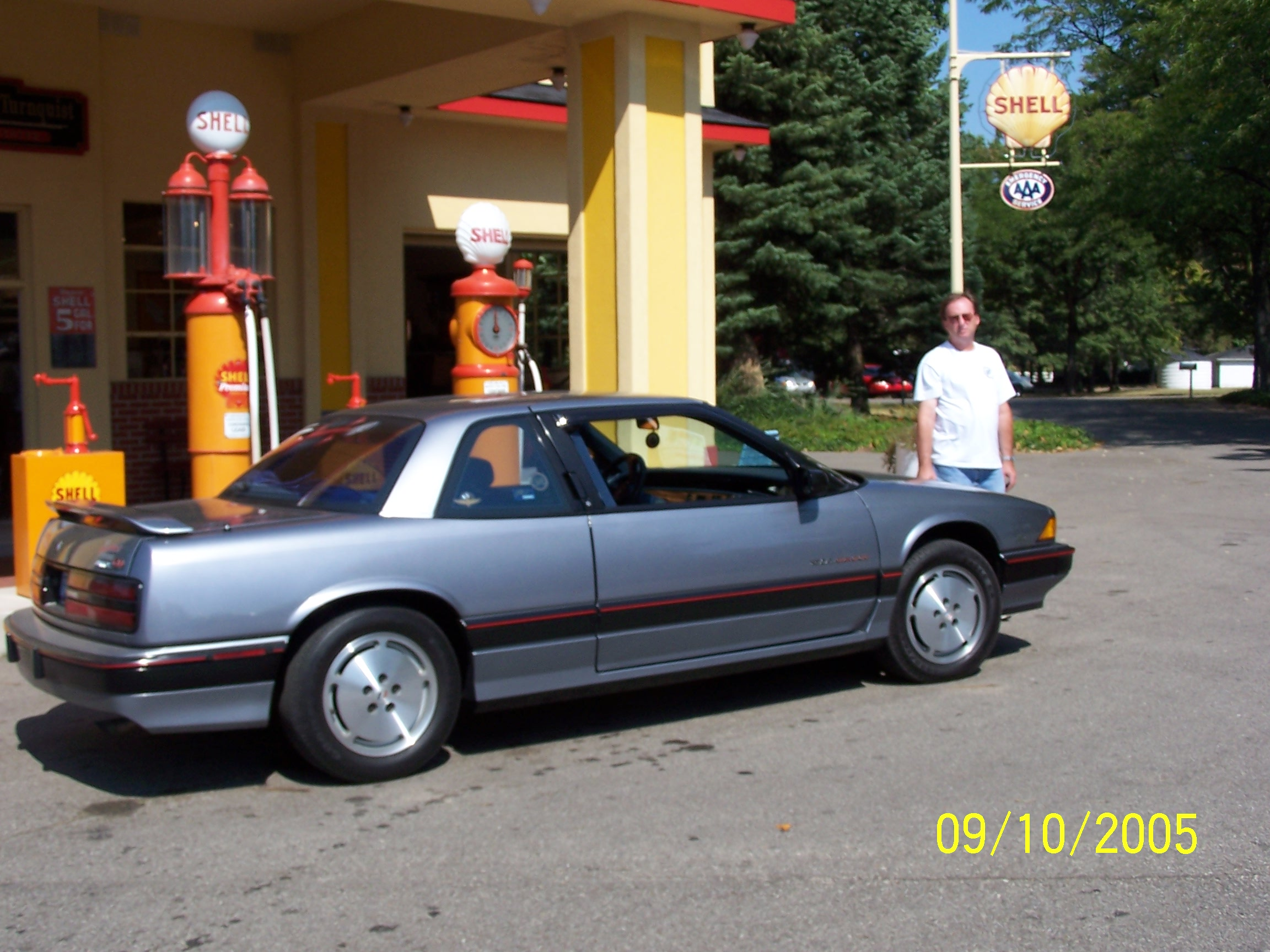 1990 Buick Regal #6