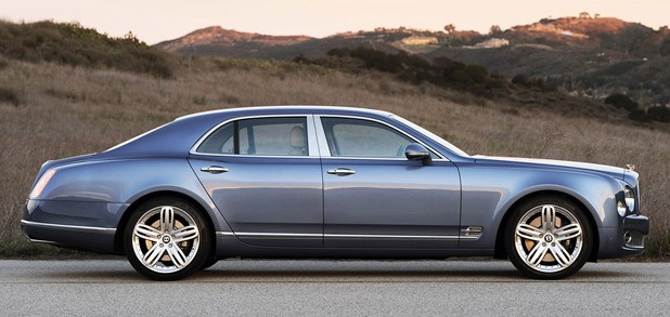 2011 Bentley Mulsanne #1