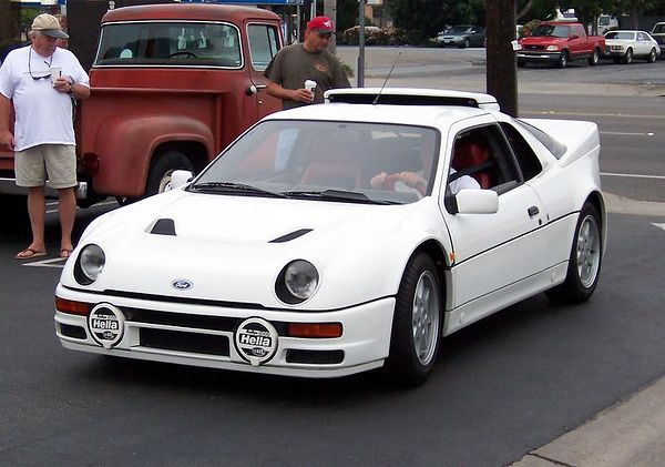 Ford RS 200 #1