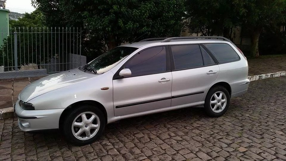 2005 Fiat Marea Weekend #4