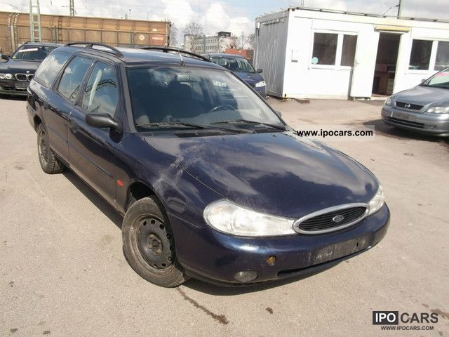 1999 Ford Mondeo #8