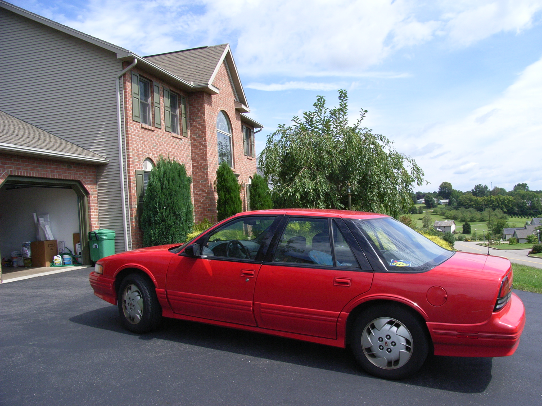 1995 Oldsmobile Cutlass Supreme #11