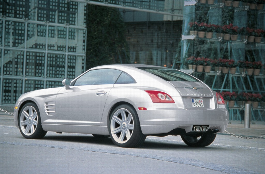 2007 Chrysler Crossfire #2