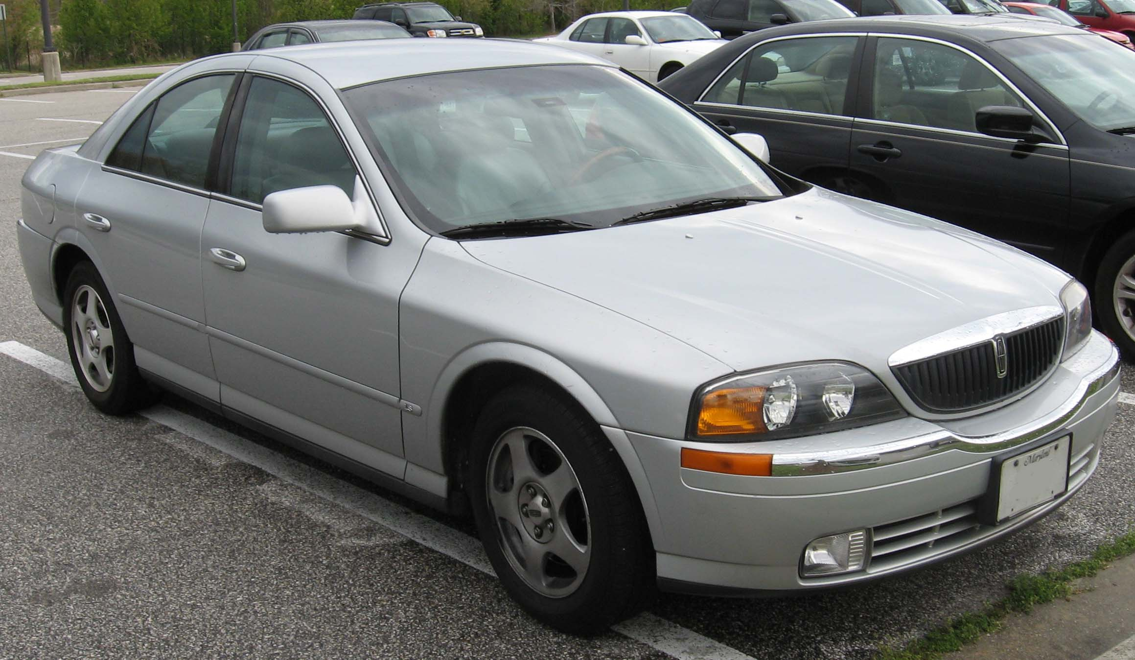Lincoln Ls #16