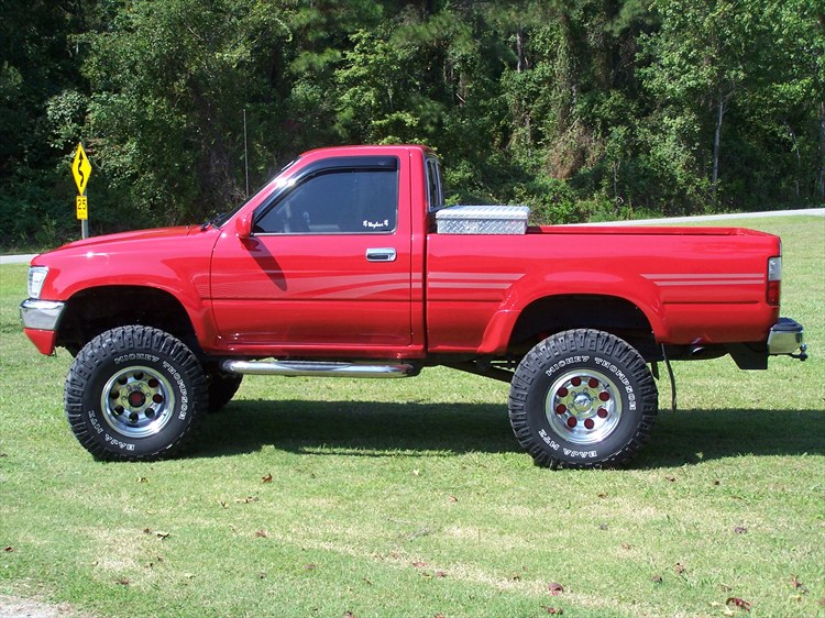 1991 Toyota Pickup Photos, Informations, Articles