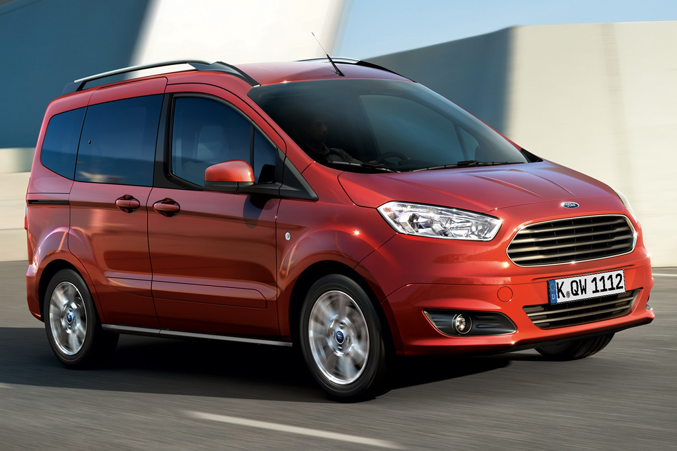 Ford Courier #7