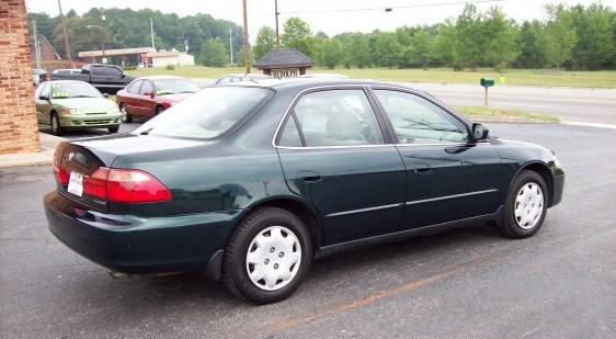 1999 Honda Accord #4