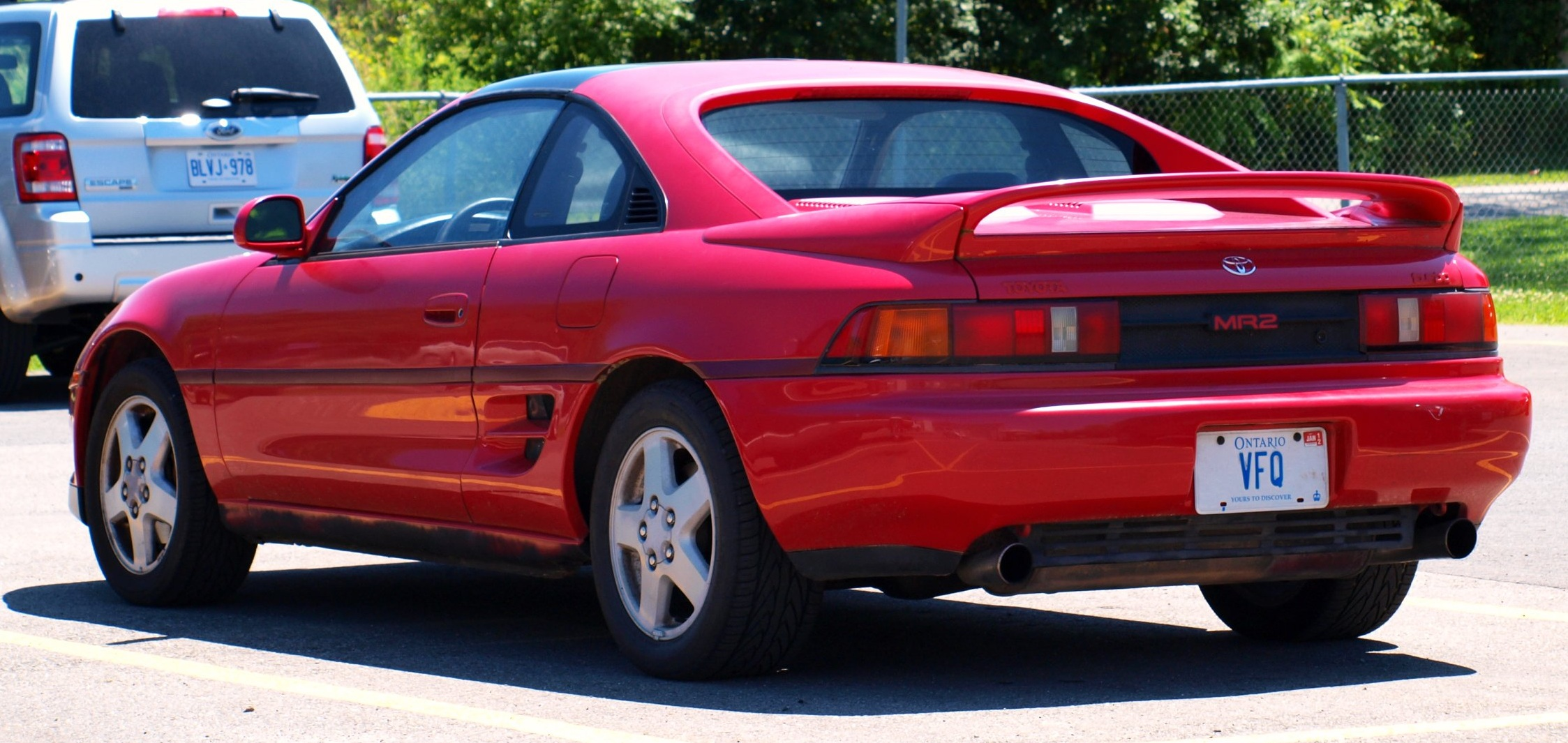 Toyota Mr2 #18