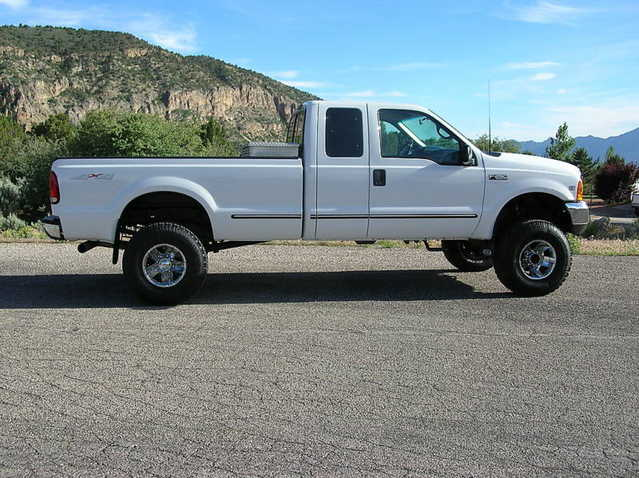 1999 Ford F-250 #11