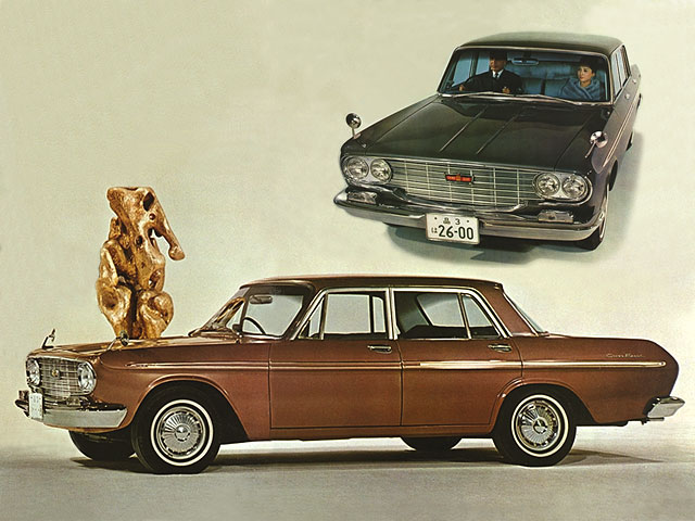 1964 Toyota Crown #11