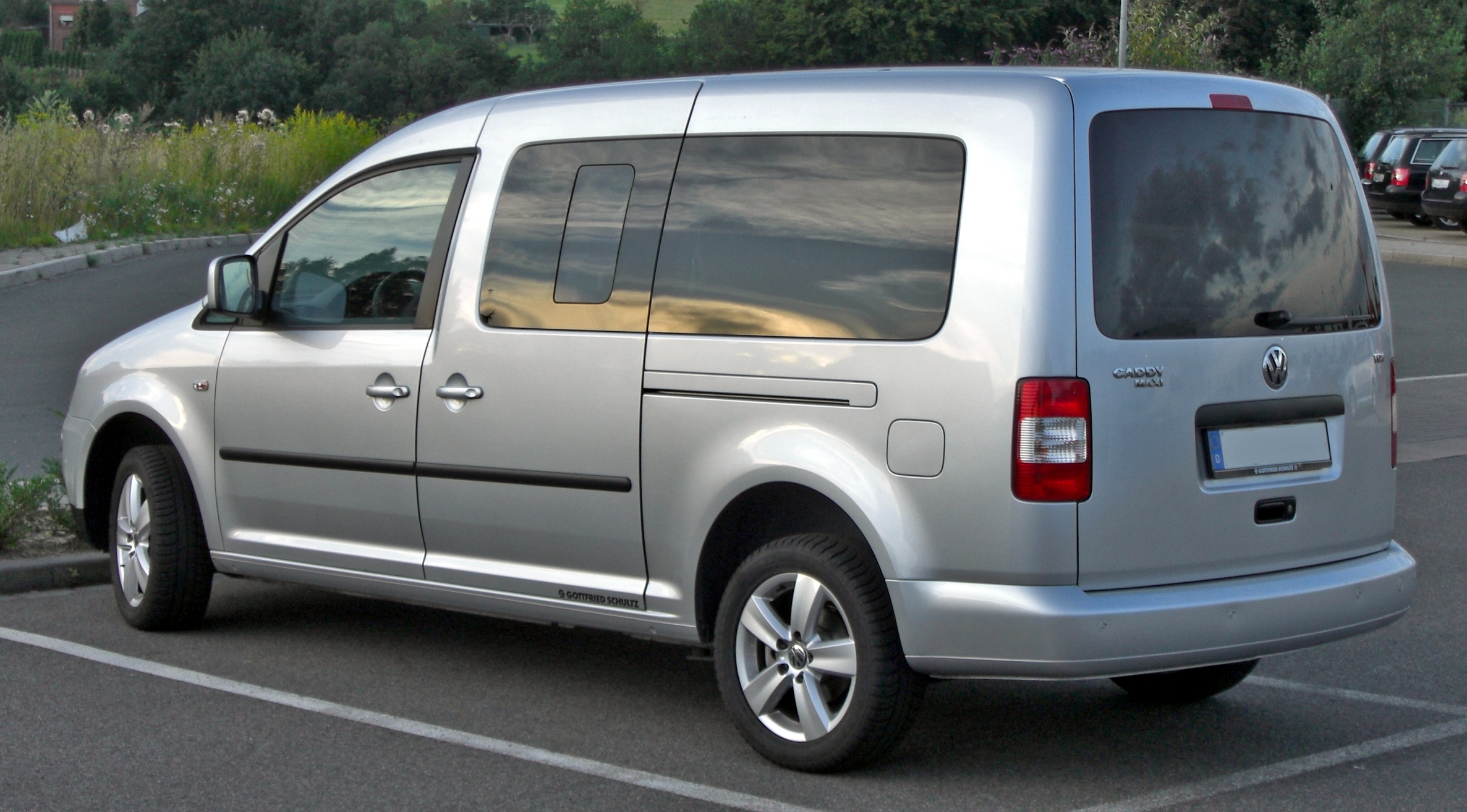 2009 Volkswagen Caddy #14