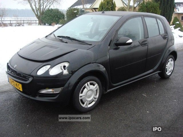 2006 Smart ForFour #11