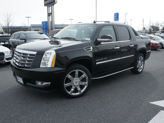 2009 cadillac escalade ext photos informations articles. Black Bedroom Furniture Sets. Home Design Ideas