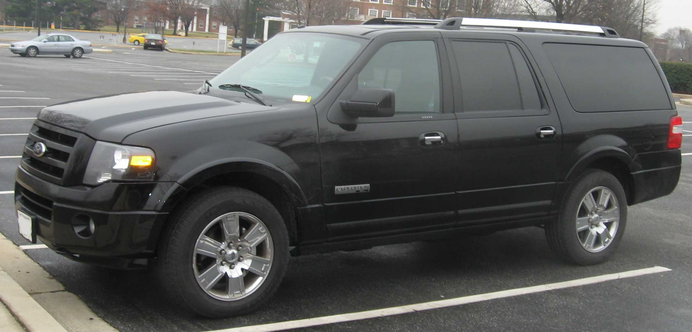 2009 Ford Expedition El #6