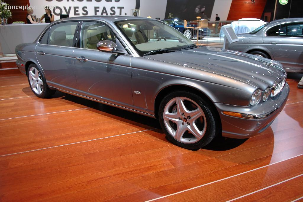 2006 Jaguar Xj-series #4