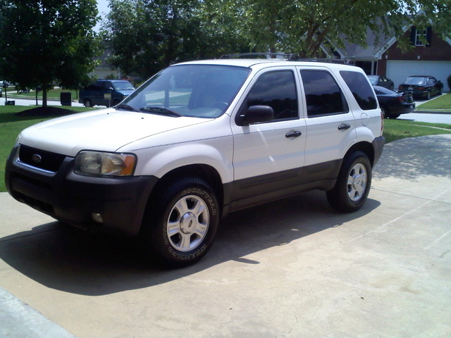 2003 Ford Escape #4