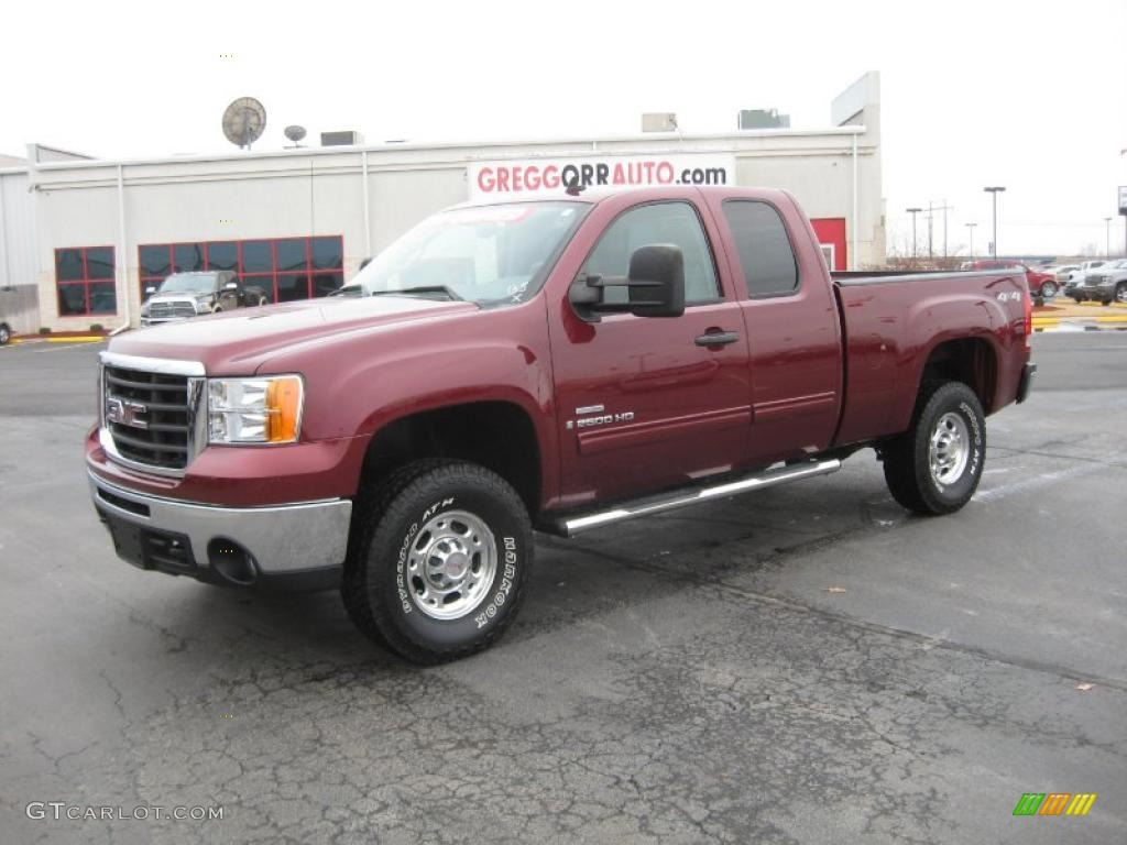 2008 GMC Sierra 2500hd #4