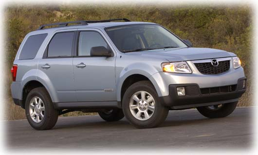 2009 Mazda Tribute Hybrid Photos, Informations, Articles ...