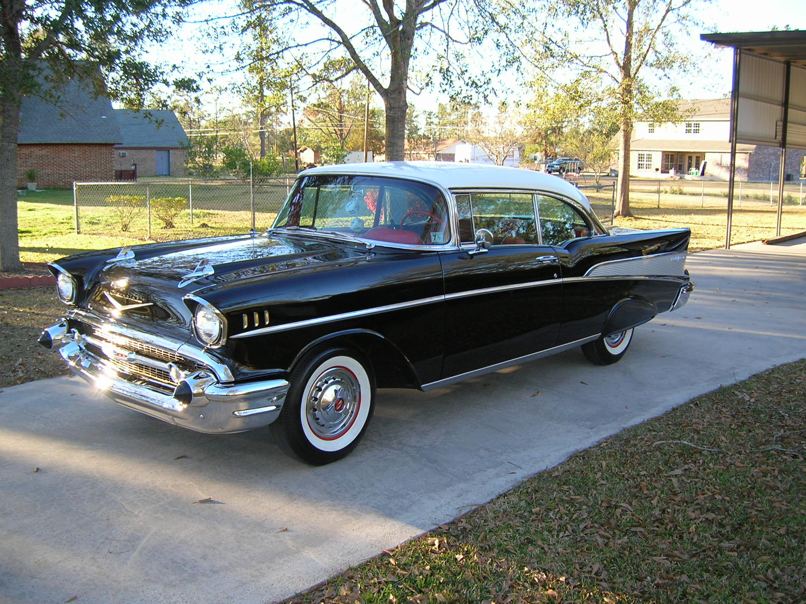 1957 Chevrolet Bel Air #2