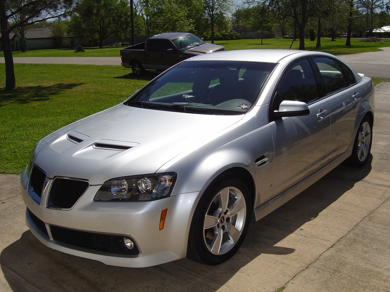 2009 Pontiac G8 Photos Informations Articles