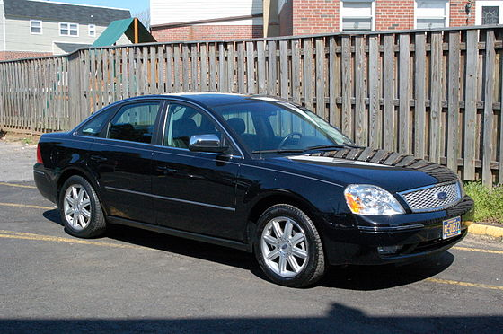 2005 Ford Five Hundred #4